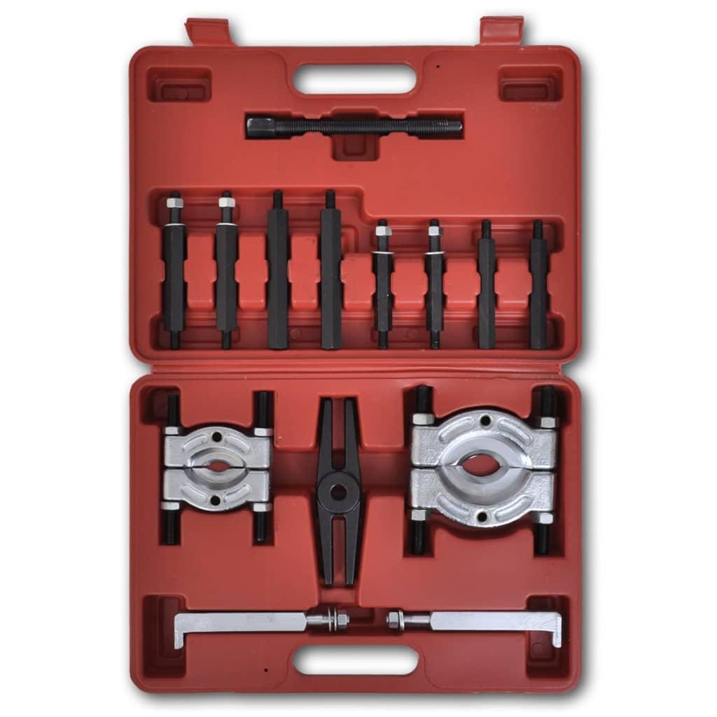 Bearing Puller Set : Bearing puller set pcs vidaxl