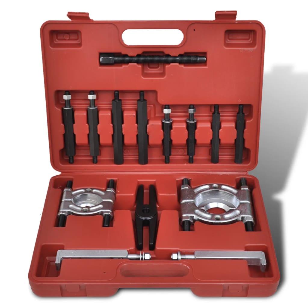 Bearing Puller Set Malaysia : Bearing puller set pcs vidaxl