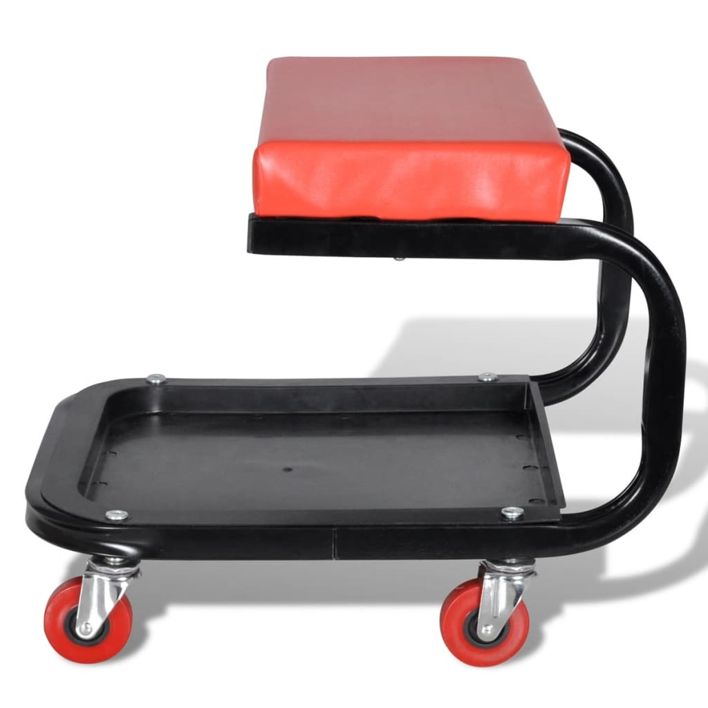 Mechanic rolling seat stool garage shop for Garage seat chartres