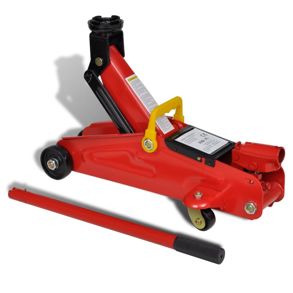 vidaXL.co.uk | 210261 Floor Jack Hydraulic Trolley Jack 2 ...