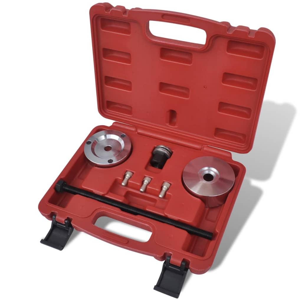 vidaXL Silentlager Werkzeugset für Fiat Hinterachse