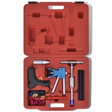 32 Piece Car Body Penal Repair Dent Puller Remover Tool Kit [3/5]