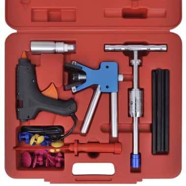 32 Piece Car Body Penal Repair Dent Puller Remover Tool Kit [4/5]