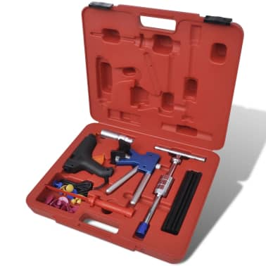 32 Piece Car Body Penal Repair Dent Puller Remover Tool Kit [1/5]