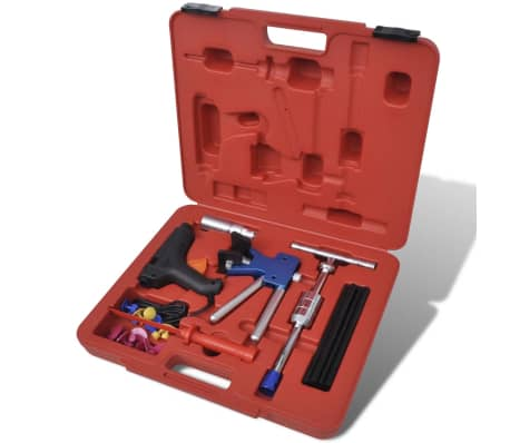 32 Piece Car Body Penal Repair Dent Puller Remover Tool Kit