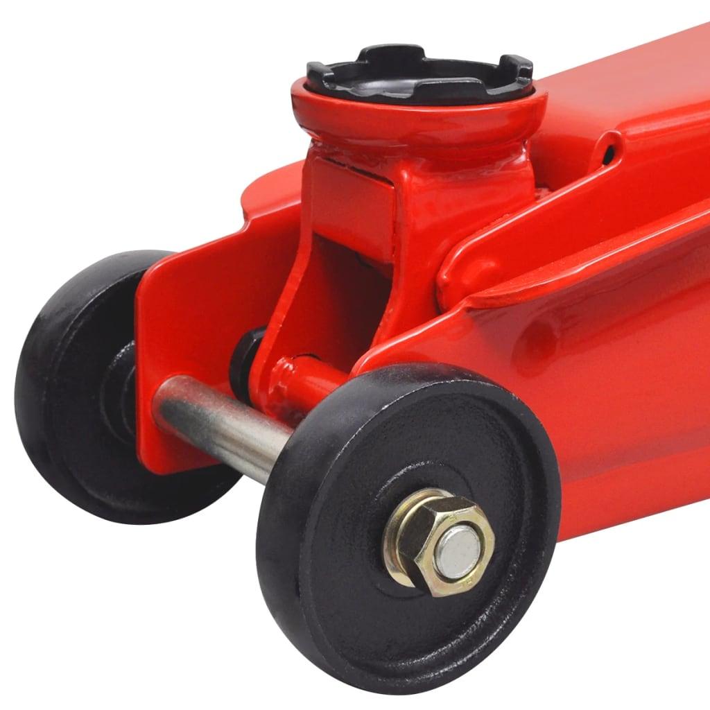 acheter cric rouleur hydraulique taille basse 3 tonnes rouge pas cher. Black Bedroom Furniture Sets. Home Design Ideas