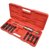 9 pcs Blind Hole Bearing Puller Tool Set