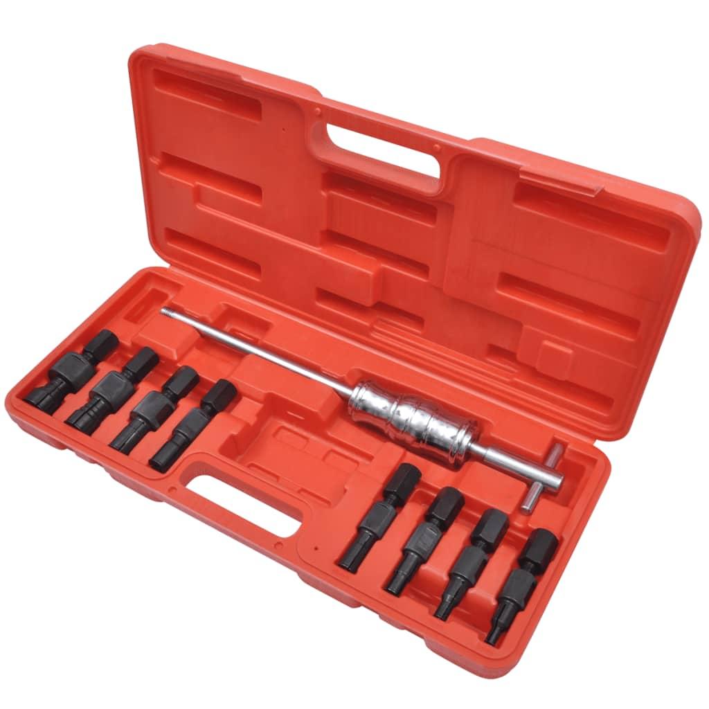 Blind Bearing Puller Kit : Pcs blind hole bearing puller tool set vidaxl
