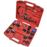18 pcs Radiator Pressure Tester Kit