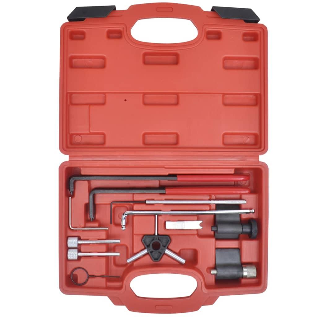 la boutique en ligne kit d 39 outils de calage pour moteur diesel vag buse des pompes. Black Bedroom Furniture Sets. Home Design Ideas