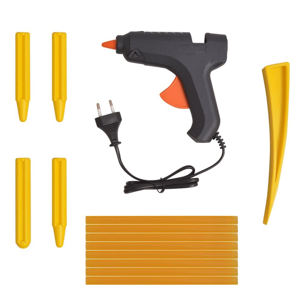 acheter vidaxl kit de d bosselage sans peinture 87 pi ces acier inoxydable pas cher. Black Bedroom Furniture Sets. Home Design Ideas