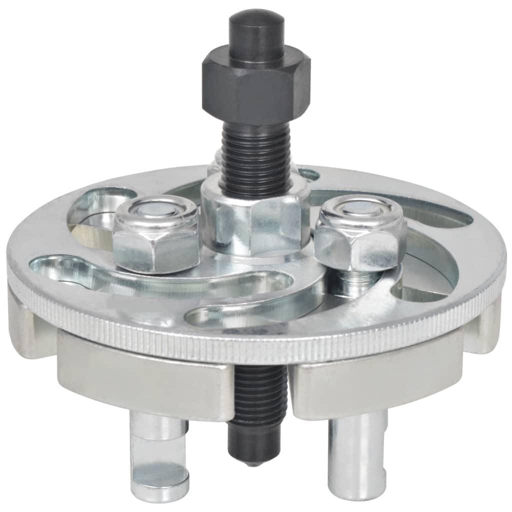 vidaXL univerzális, állítható vezérmű szíjtárcsa lehúzó 42-82 mm