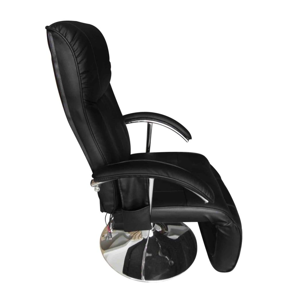 Articoli per Poltrona relax massaggiante reclinabile elettrica nera  vidaXL.it