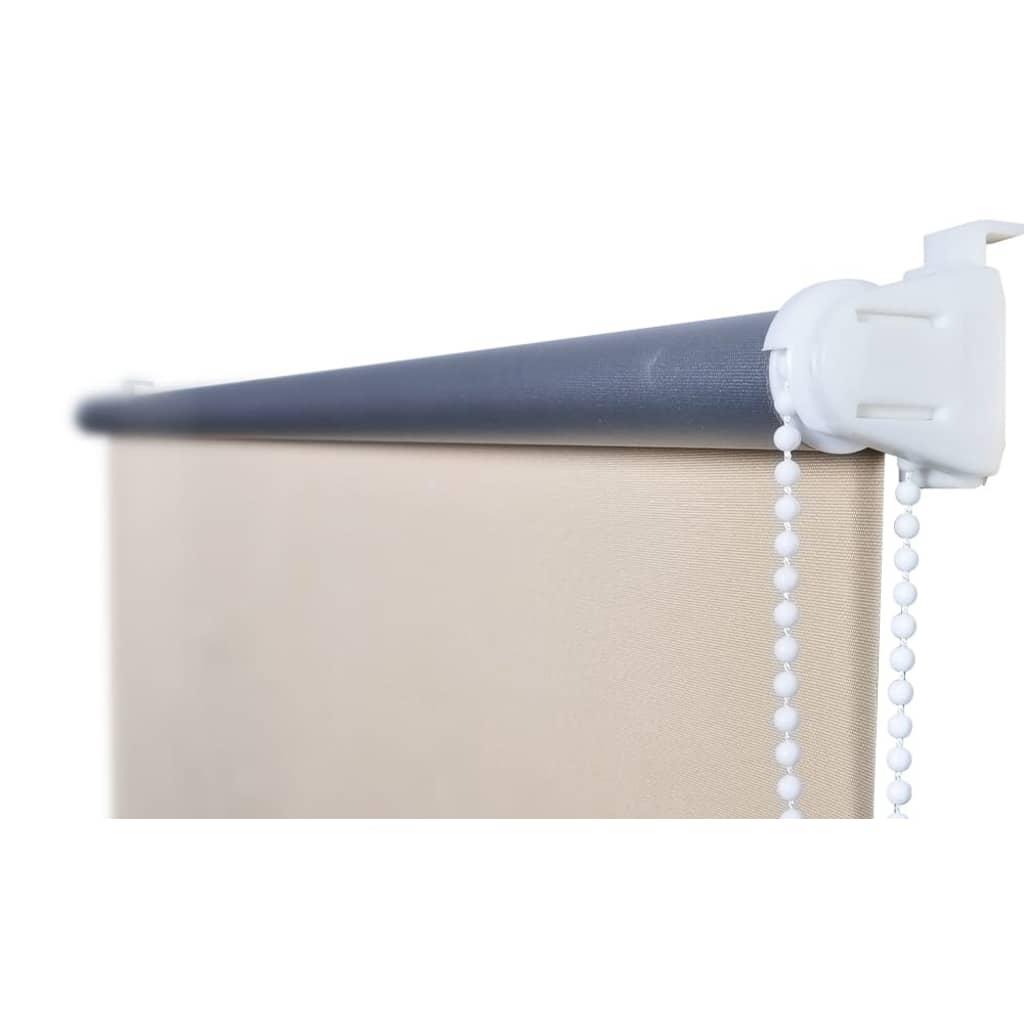 acheter store enrouleur occultant 120 x 175 cm marron pas cher. Black Bedroom Furniture Sets. Home Design Ideas