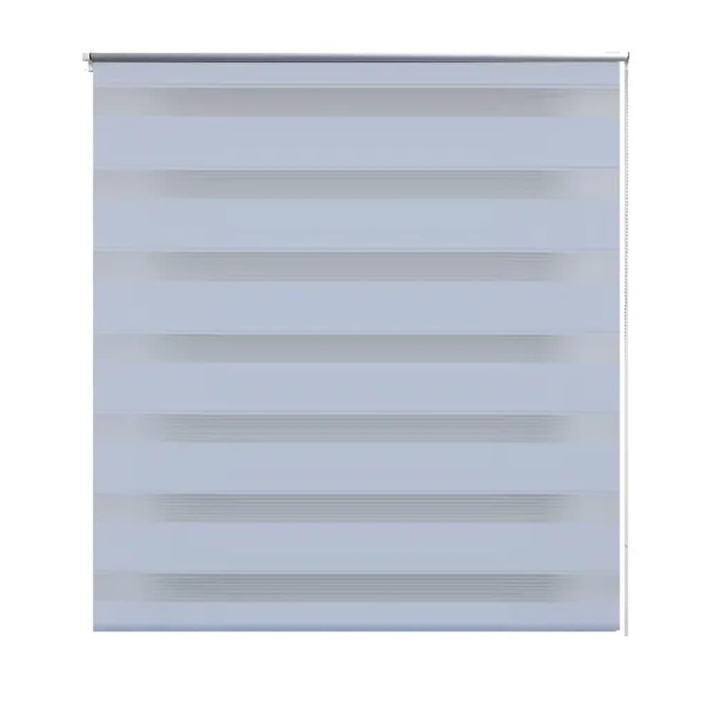 vidaXL-Persiana-cebra-40-x-100-cm-blanco-para-ventana-para-hogar-moderno