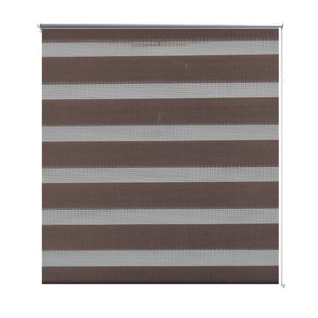 vidaXL-Persiana-cebra-90-x-150-cm-de-color-cafe-para-ventana-para-hogar-moderno