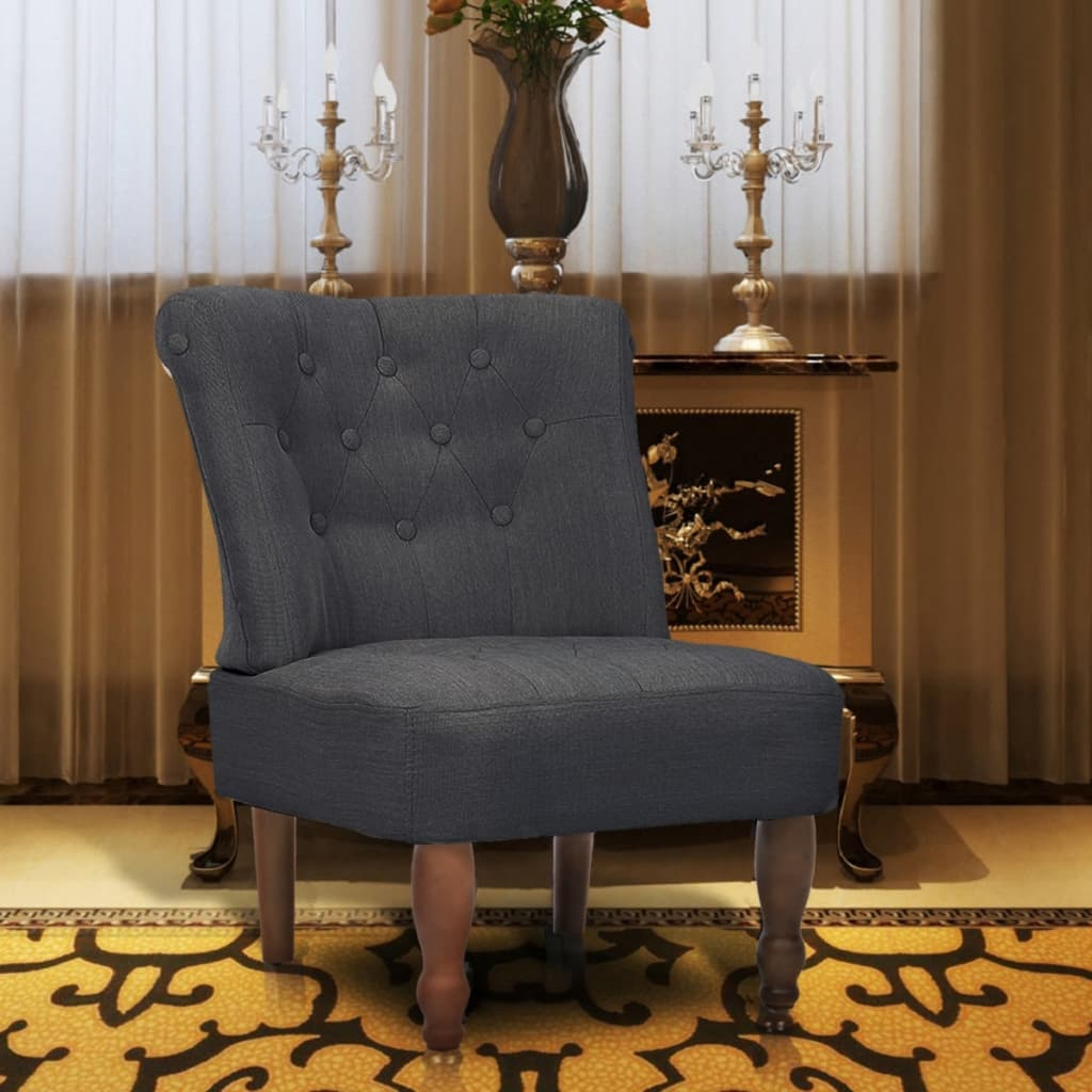 franz sischer stuhl grau 1 stk g nstig kaufen. Black Bedroom Furniture Sets. Home Design Ideas