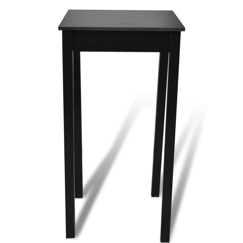 La boutique en ligne table bar table haute de cuisine 55 x 55 x 107 cm - Bar table cuisine ...