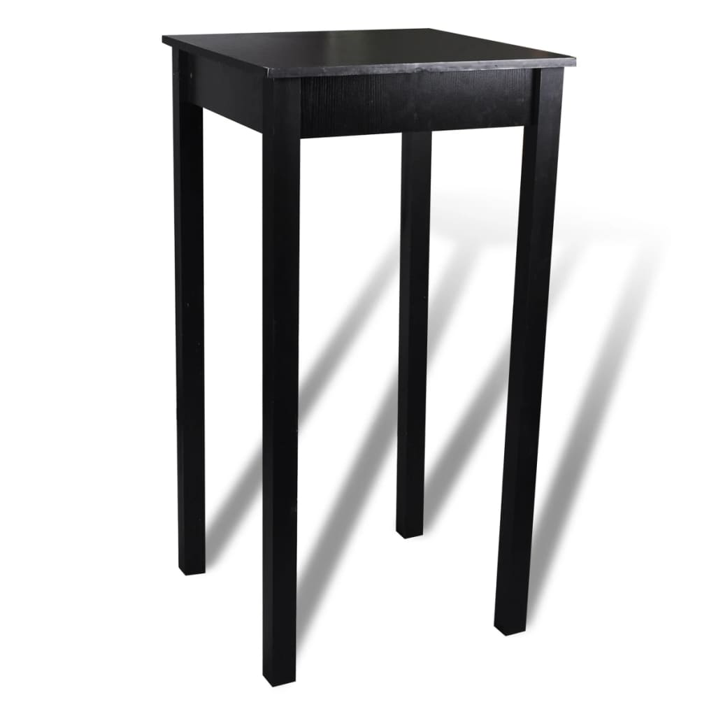 la boutique en ligne table bar table haute de cuisine 55 x 55 x 107 cm. Black Bedroom Furniture Sets. Home Design Ideas