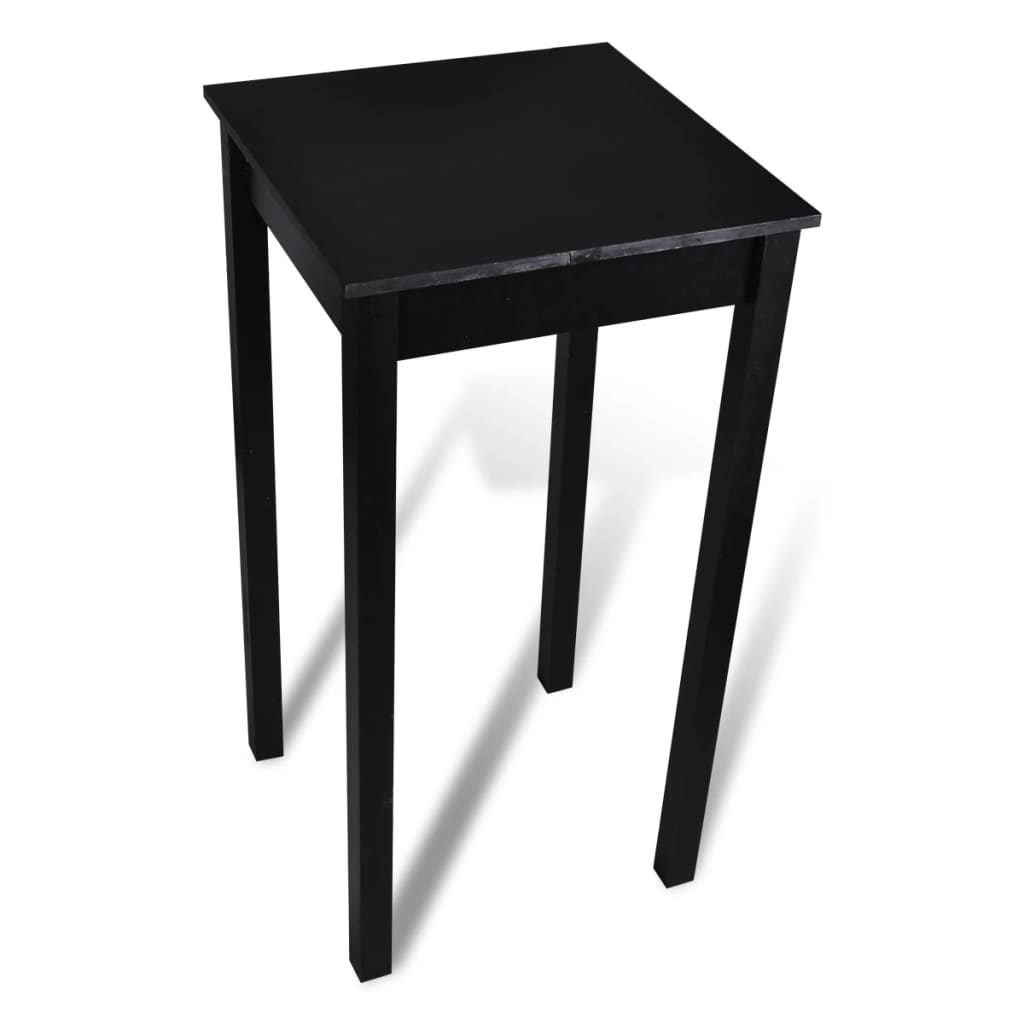la boutique en ligne table bar table haute de cuisine 55 x. Black Bedroom Furniture Sets. Home Design Ideas