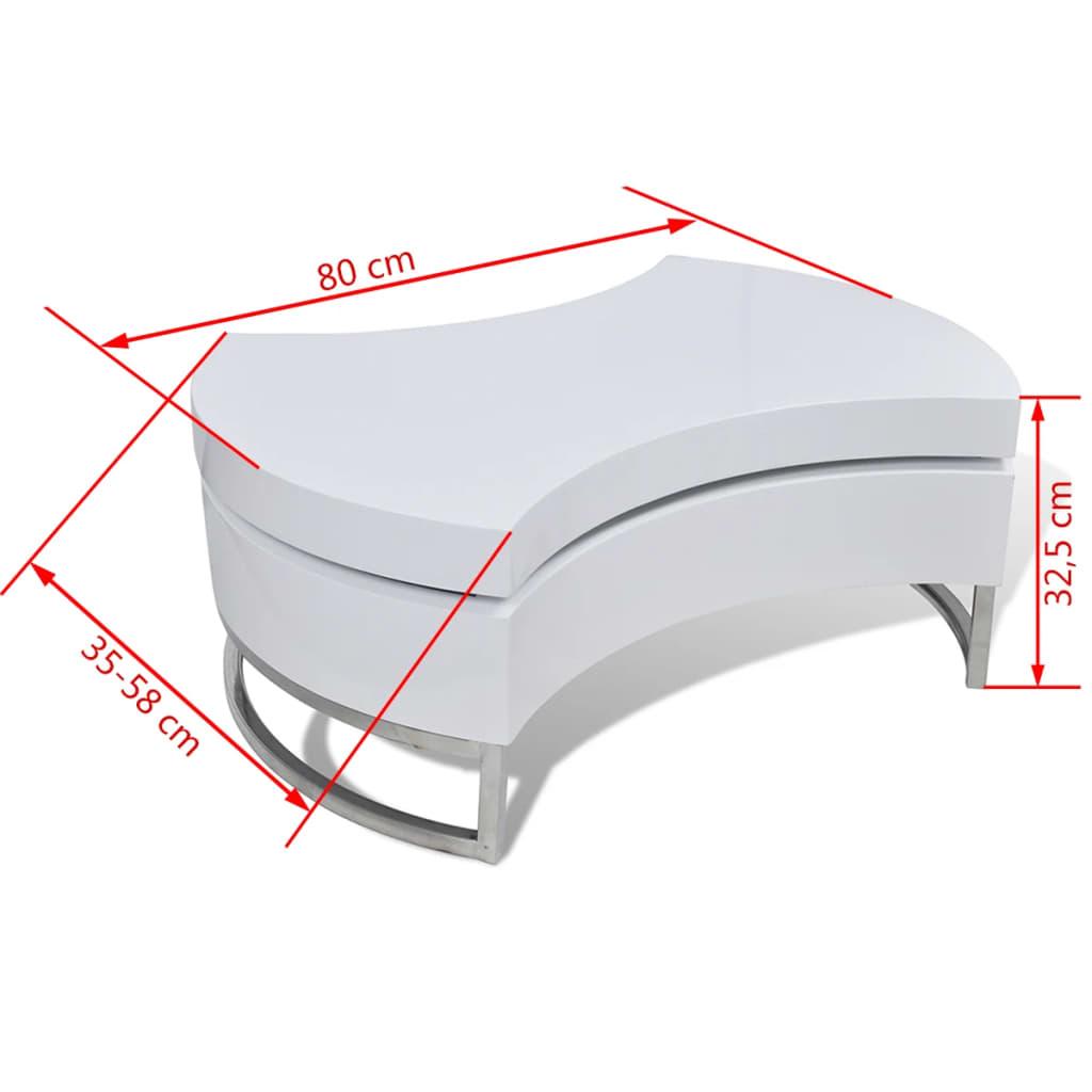 Tavolino-forma-regolabile-bianco-lucido