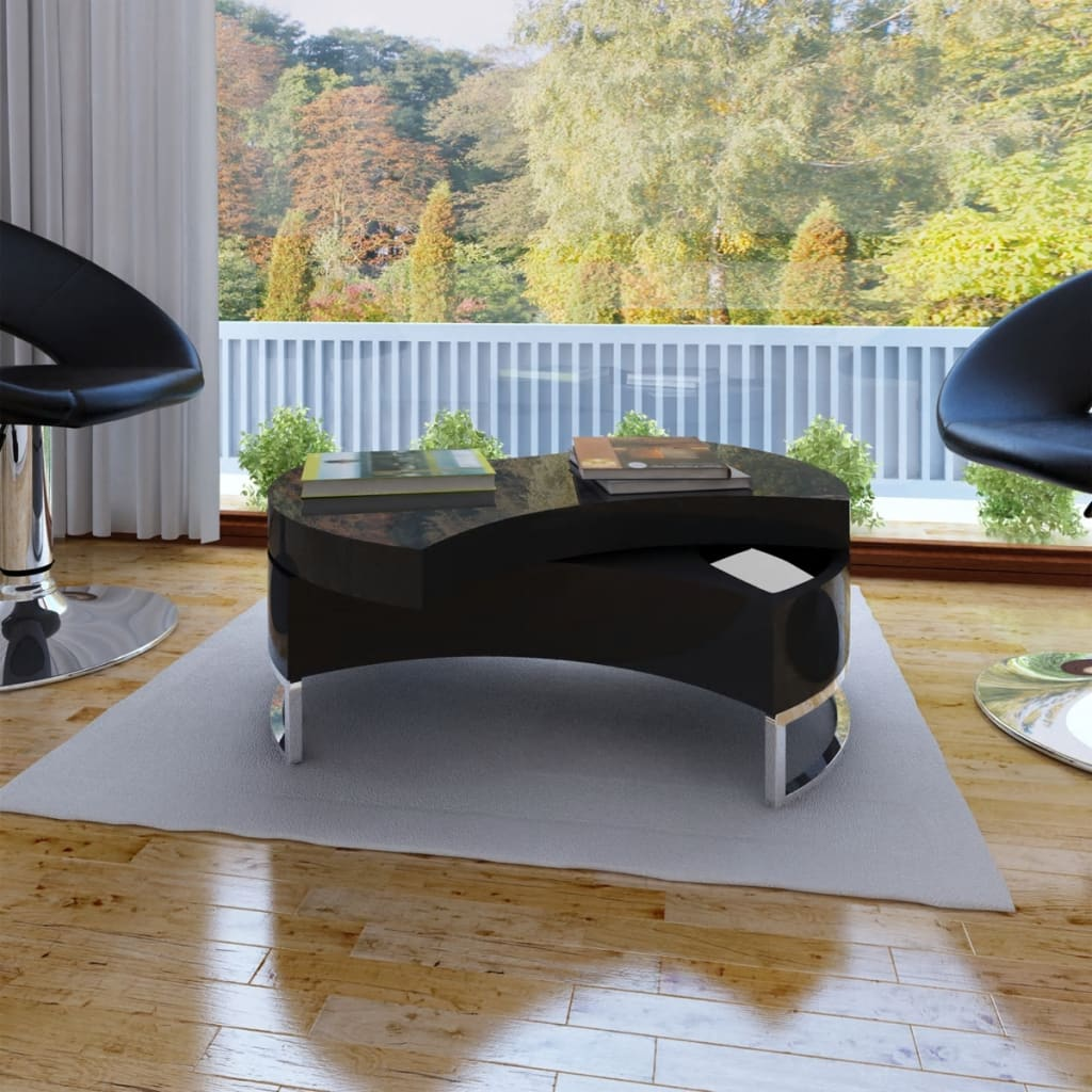 vida-xl-coffee-table-shape-adjustable-high-gloss-black