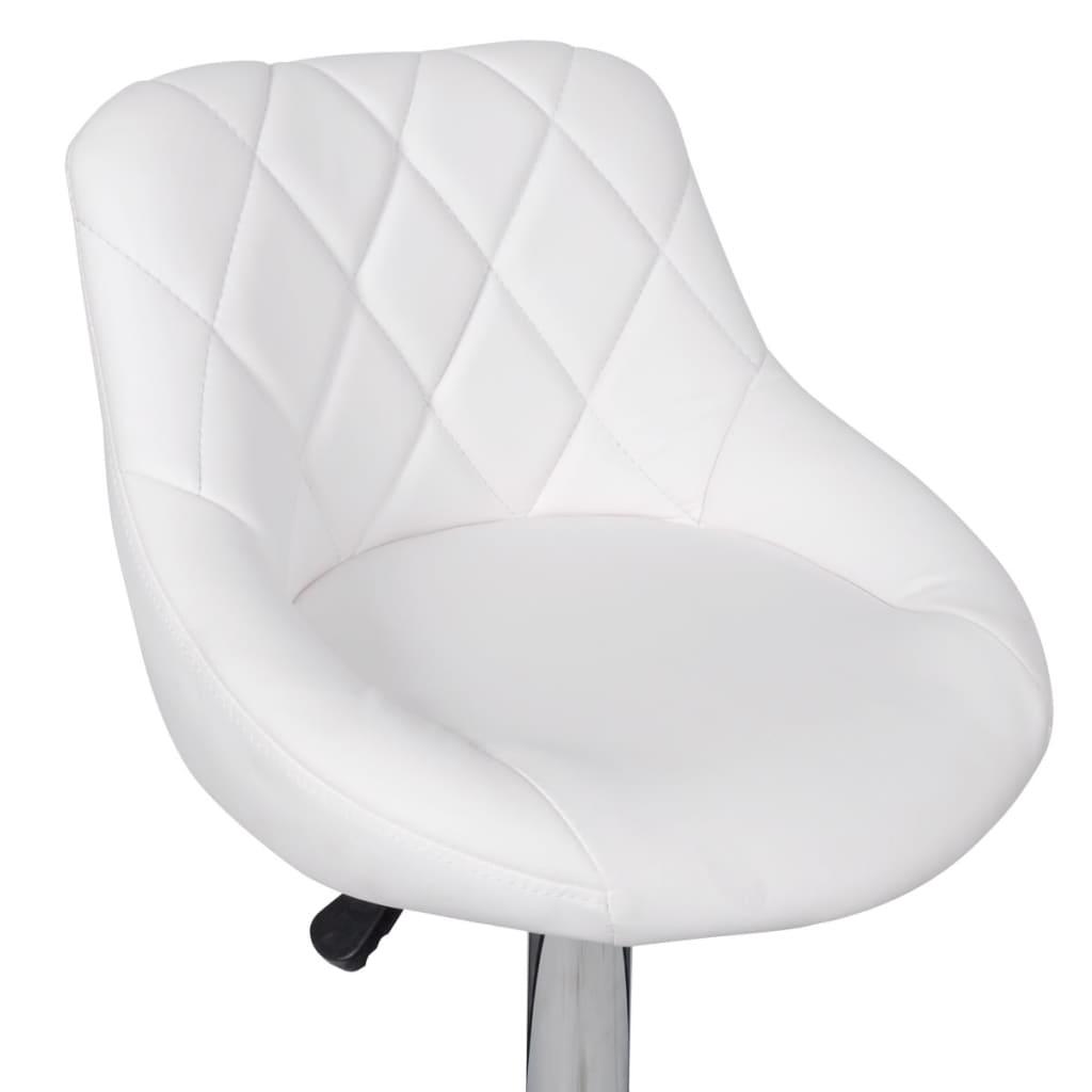 der 2 x barhocker barst hle wei online shop. Black Bedroom Furniture Sets. Home Design Ideas