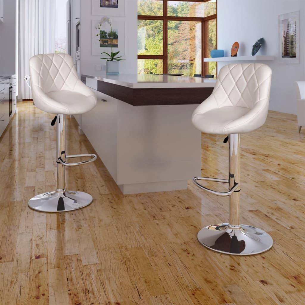 Barstühle Weiß preisvergleich eu 2 x barhocker weiss