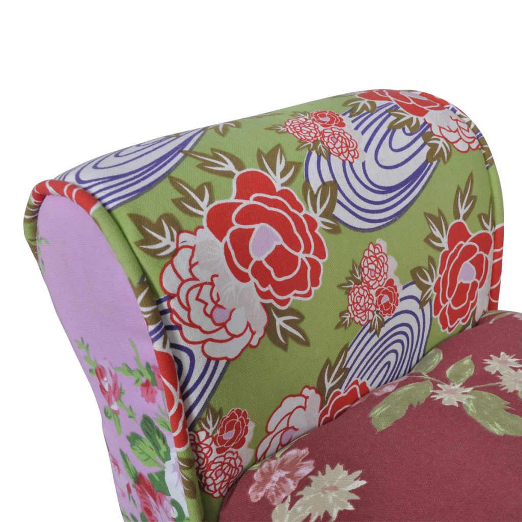 acheter banc patchwork large pas cher. Black Bedroom Furniture Sets. Home Design Ideas