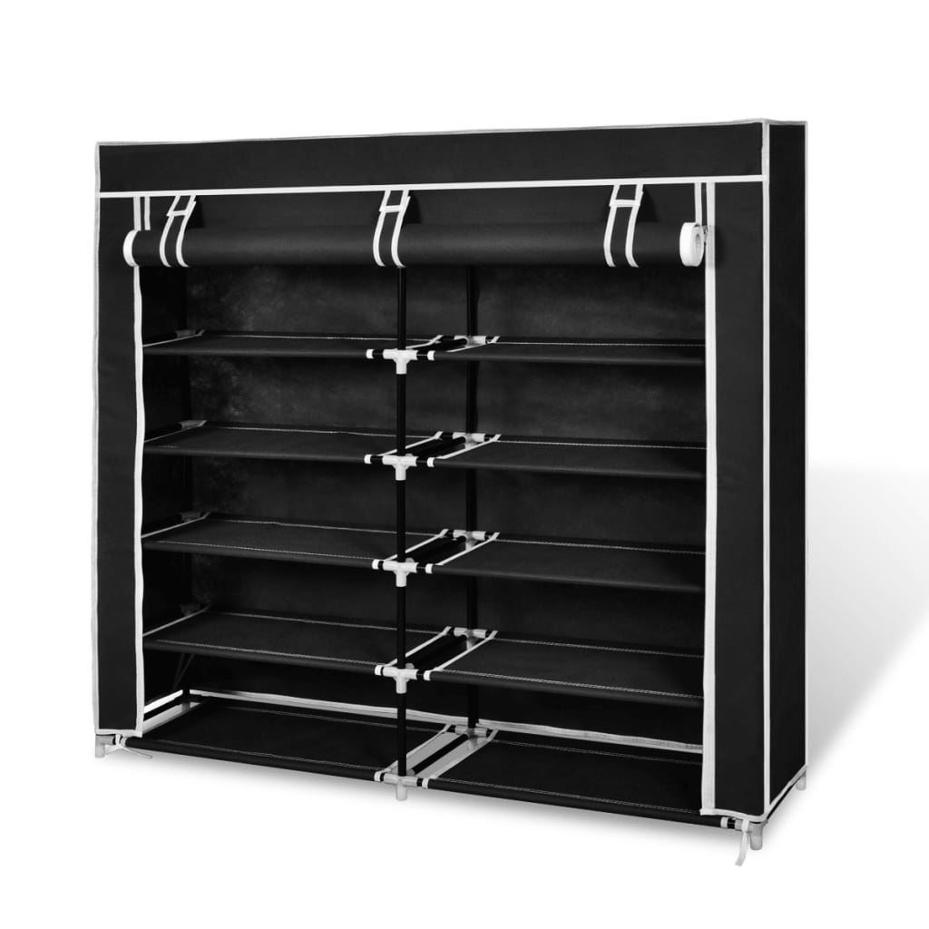 vidaXL Shoe Cabinet with C