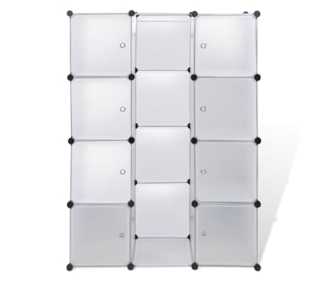 schuhregal kleiderschrank garderobe 9 schubladen wei im vidaxl trendshop. Black Bedroom Furniture Sets. Home Design Ideas