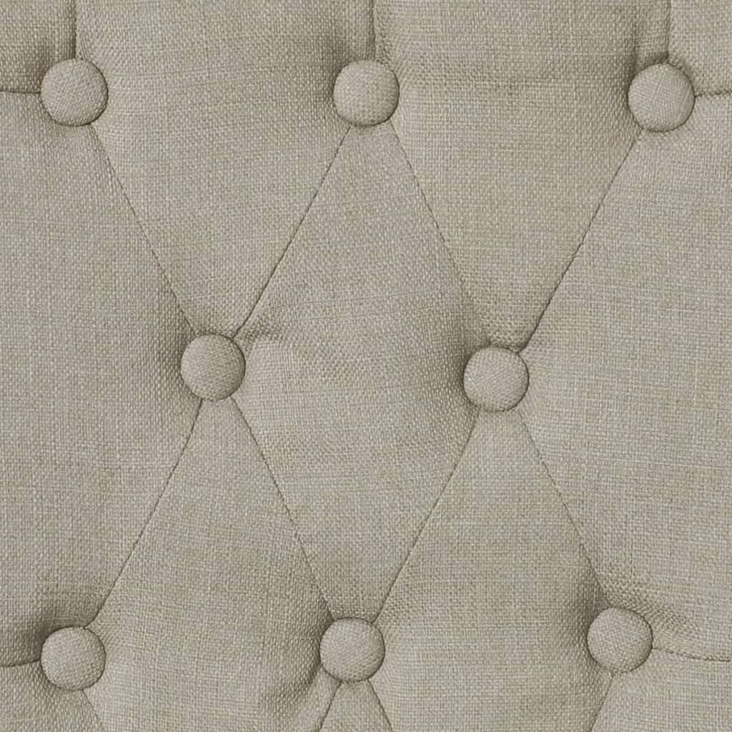 Acheter lot de 2 chaises de salle manger salon beige pas for Acheter chaises salle a manger