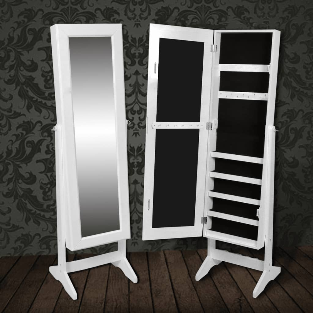 la boutique en ligne armoire bijoux rangement miroir. Black Bedroom Furniture Sets. Home Design Ideas