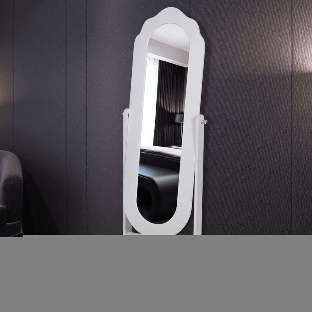 vida-xl-free-standing-mirror-white-adjustable