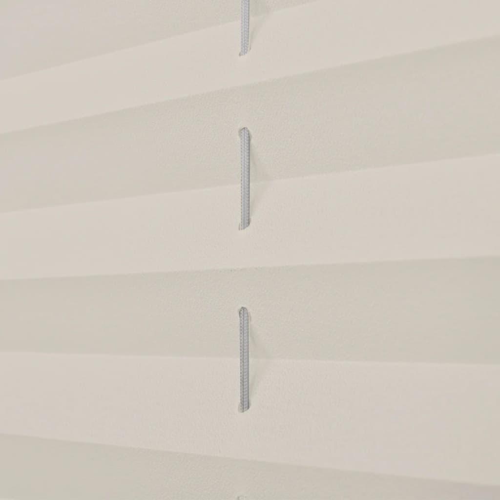 plissee faltrollo rollo plisseerollo 40x200cm creme g nstig kaufen. Black Bedroom Furniture Sets. Home Design Ideas