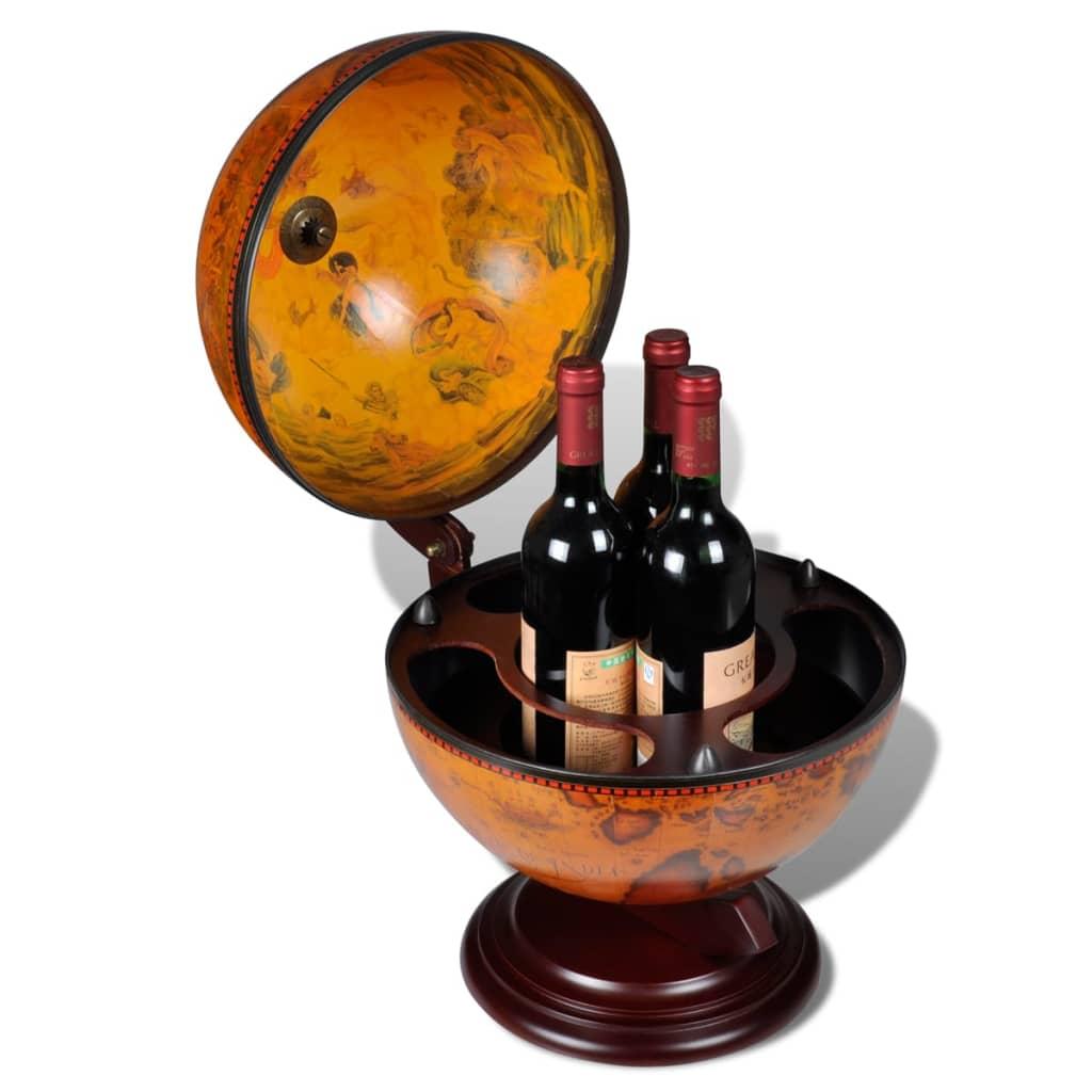 Articoli per mappamondo porta liquori vini vintage in - Carrello porta liquori ...
