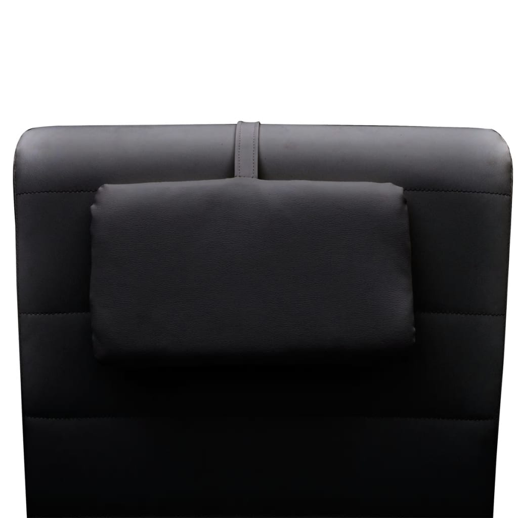 relaxliege liegesessel lounge liege sessel schwarz g nstig kaufen. Black Bedroom Furniture Sets. Home Design Ideas