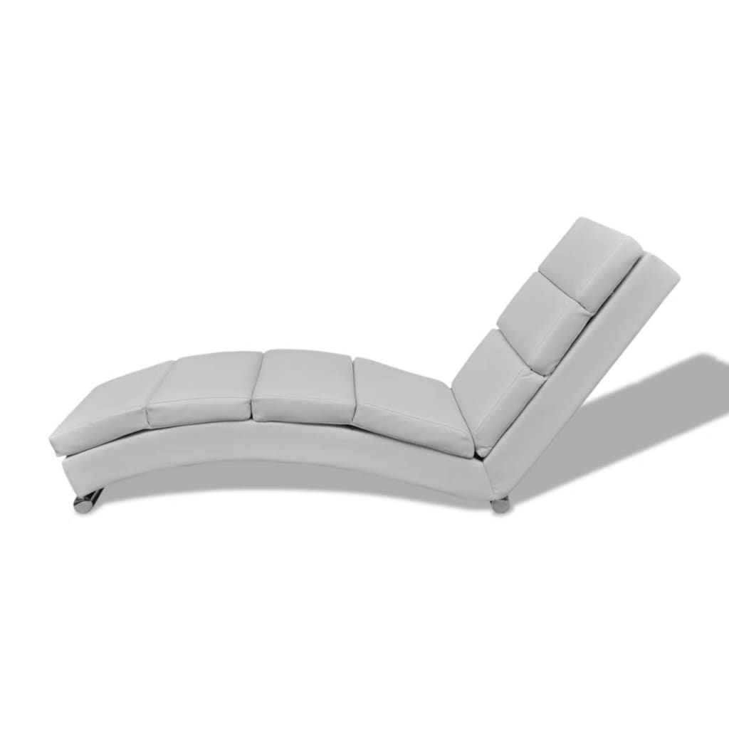 la boutique en ligne chaise longue blanche. Black Bedroom Furniture Sets. Home Design Ideas
