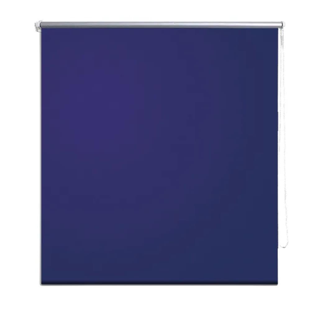 acheter store enrouleur occultant bleu 60 x 120 cm pas cher. Black Bedroom Furniture Sets. Home Design Ideas