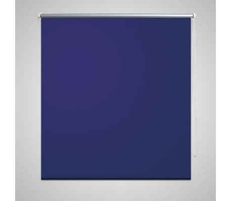 acheter store enrouleur occultant bleu 60 x 120 cm pas. Black Bedroom Furniture Sets. Home Design Ideas