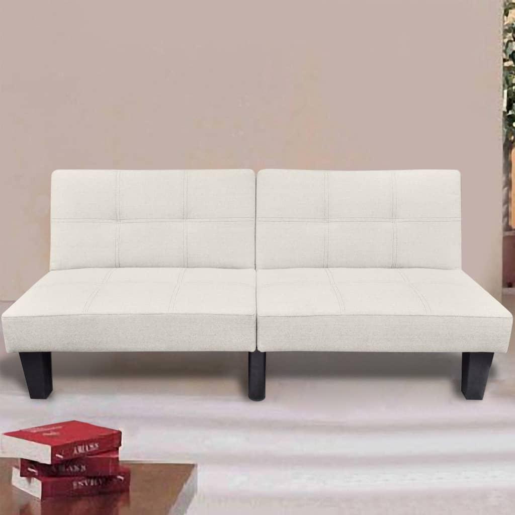 Vidaxl sofabett sofa bett couch schlafsofa bettsofa for Schlafsofa bett