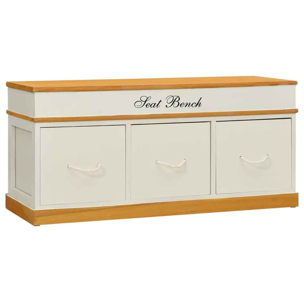 Storage Bench Shoe Cabinet Entryway Bench | www.vidaxl.com.au