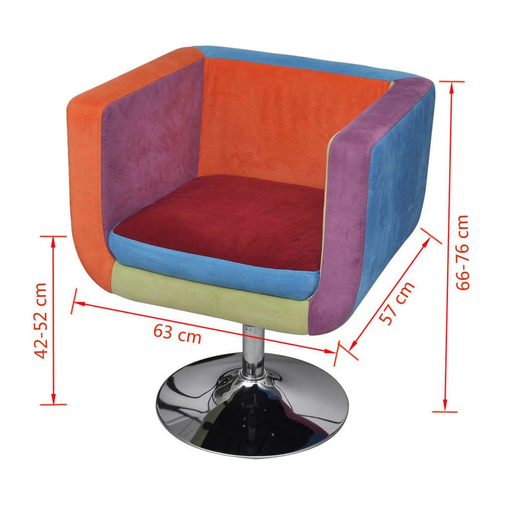 la boutique en ligne fauteuil design club design patchwork. Black Bedroom Furniture Sets. Home Design Ideas