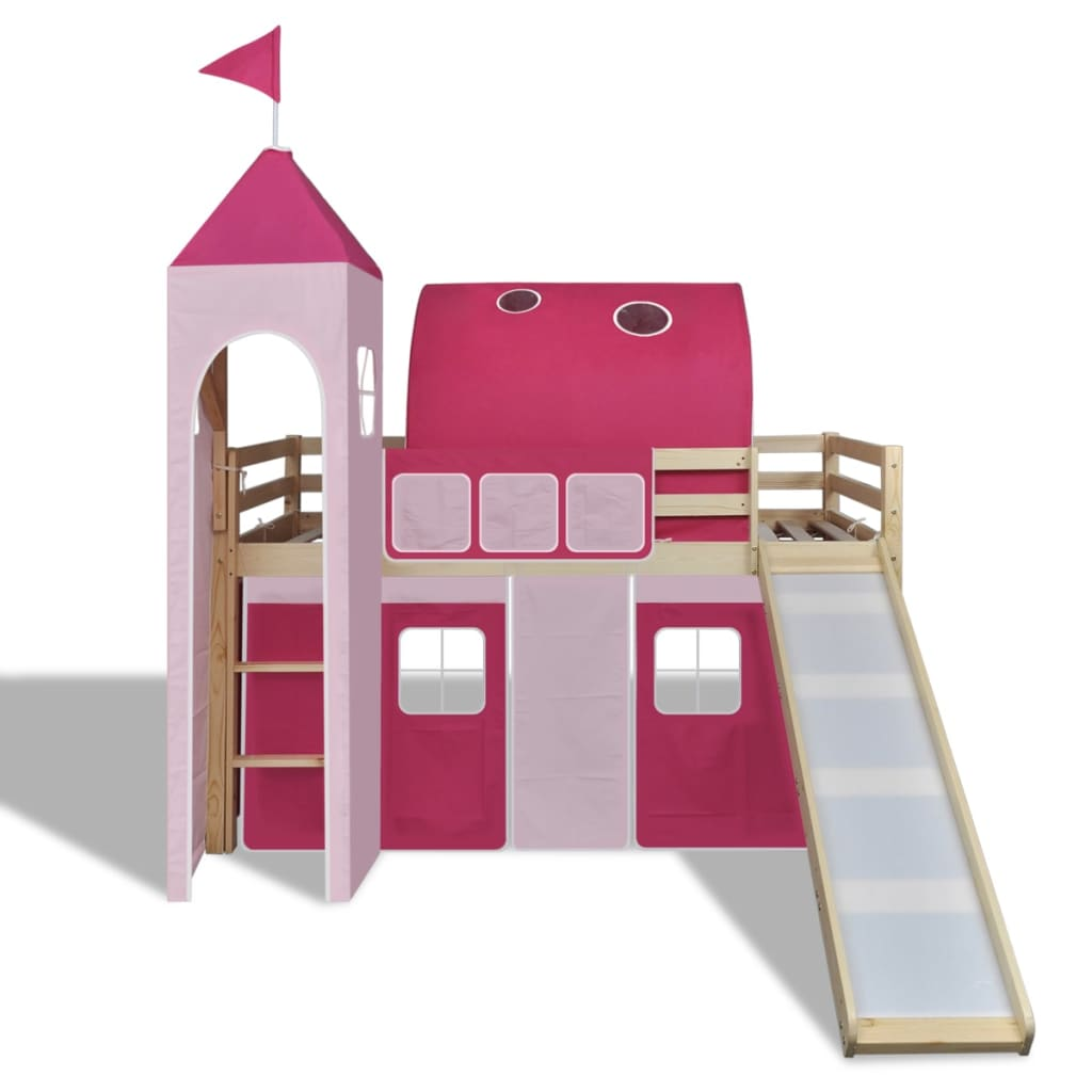 der kinderbett hochbett spielbett kinderhochbett jugendbett online shop. Black Bedroom Furniture Sets. Home Design Ideas