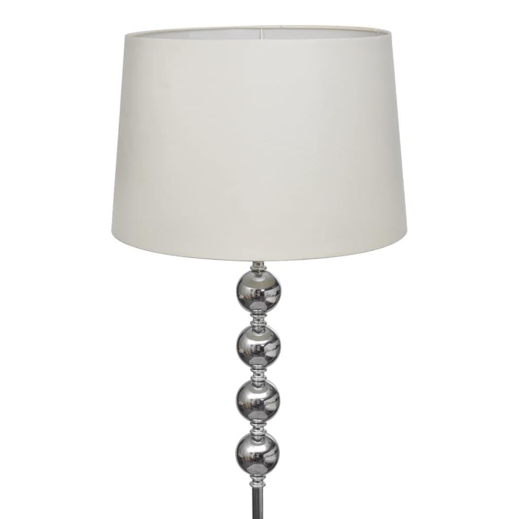 La boutique en ligne lampe de sol long pied avec 4 for Lampe de sol but