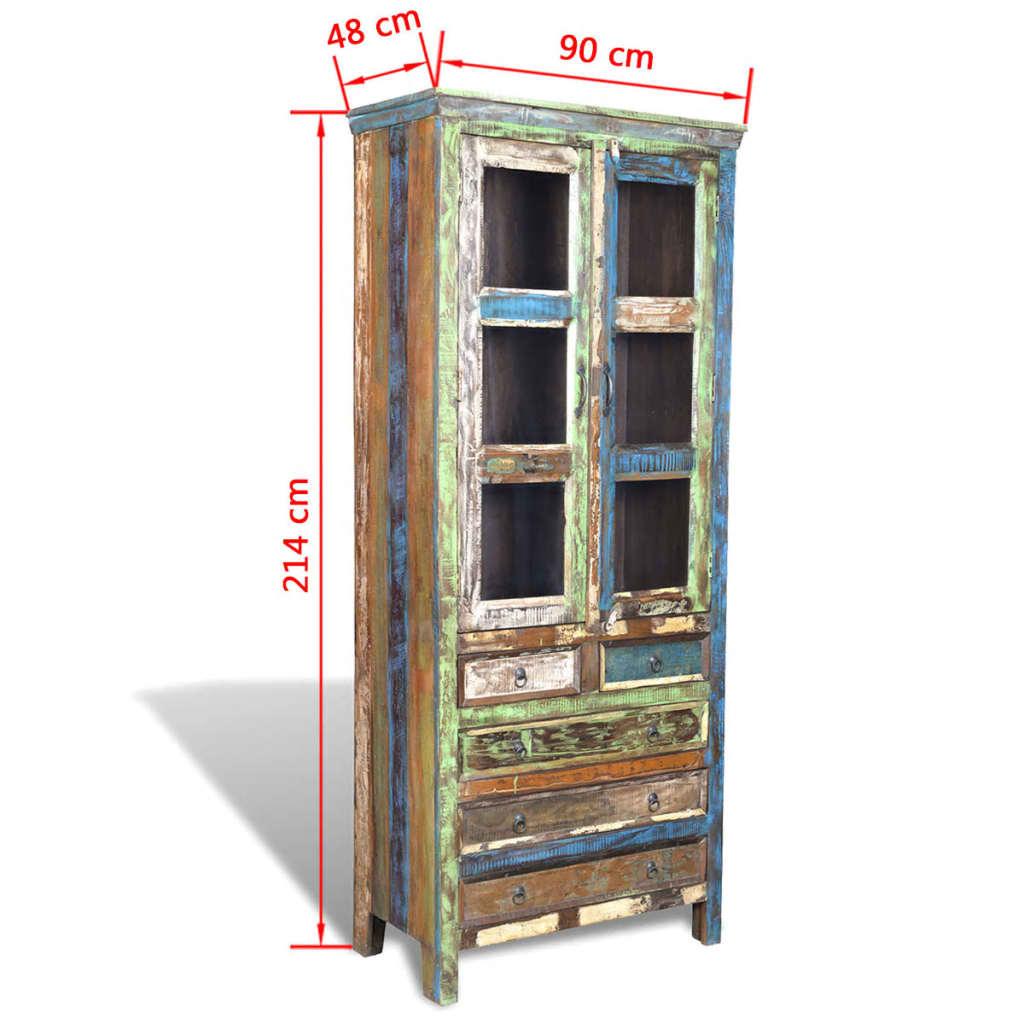 b cherregal anrichte sideboard schrank kommode regal retro. Black Bedroom Furniture Sets. Home Design Ideas