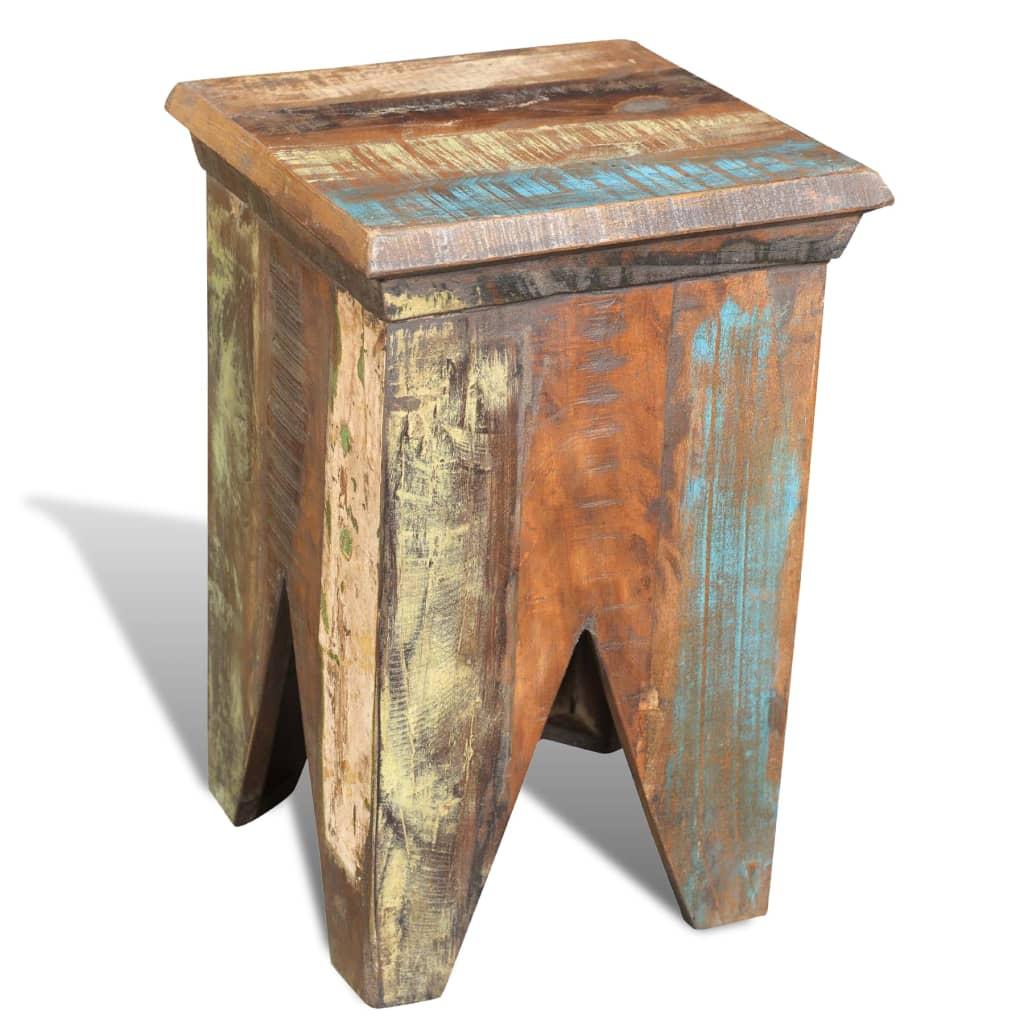 teakholz antik stuhl hocker garderobe vintage ablage g nstig kaufen. Black Bedroom Furniture Sets. Home Design Ideas