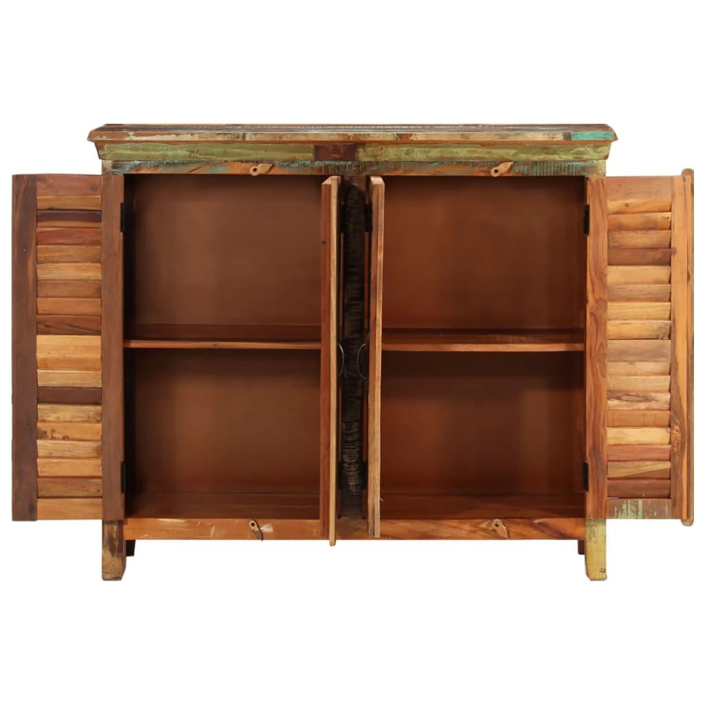 Wood Kitchen Doors: Reclaimed Wood Cupboard Cabinet Shades