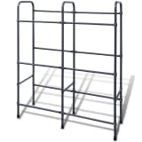 Steel Shelf for 6 Crates