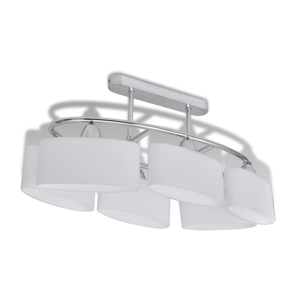 Glass lamp shades for ceiling fan parts